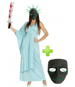 Disfraz de Estatua Purgadora