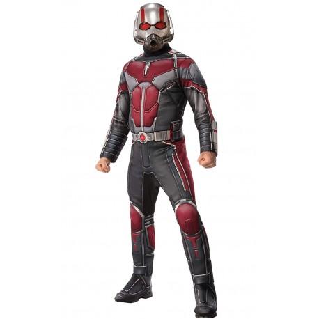 Disfraz de Ant-Man Deluxe