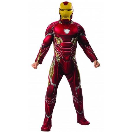 Disfraz de Iron Man IW Deluxe