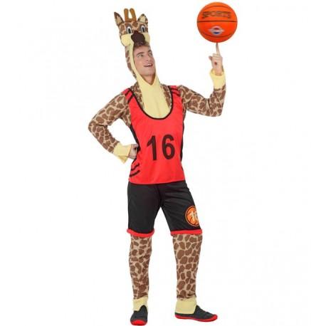 Disfraz de Jirafa Basket