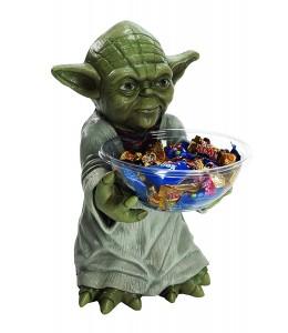 Portacaramelos Yoda