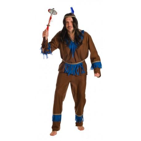 Disfraz de Indio Azul