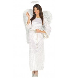 Disfraz de Angel Largo