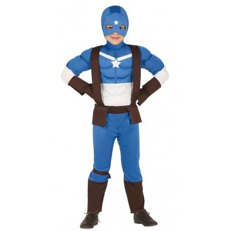 Disfraz de capitan Star Infantil