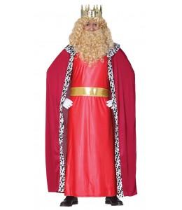 Disfraz de Rey Mago Rojo