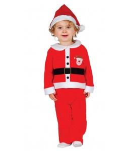 Disfraz de Papa Noel Baby Eco
