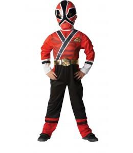 Disfraz de Power Ranger infantil