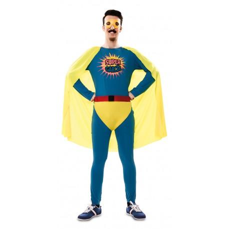 Disfraz de Super Garcia