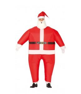 Disfraz de Papa Noel Hinchable