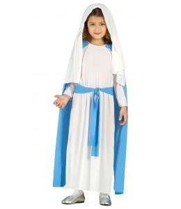 Disfraz de Virgen Maria Infantil
