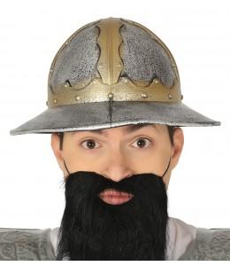 Casco Soldado Medieval