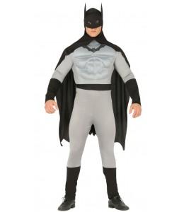 Daz de Superheroe Musculoso Gris