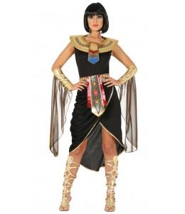 Disfraz de Egipcia Cleopatra Negra