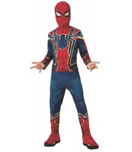 Disfraz de Iron Spiderman Infantil