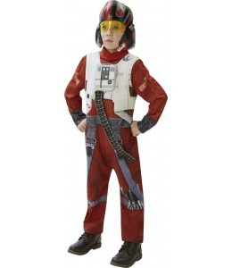 Disfraz de Hero Battler EP7 Deluxe Infantil