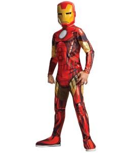 Disfraz de Iron Man Avengers Classic Infantil