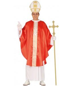 Disfraz de Papa Rojo