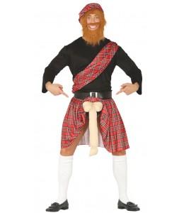 Disfraz de Escoces con Sorpresa