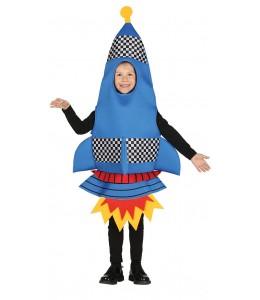 Disfraz de Cohete Infantil