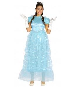 Disfraz de Princesa Azul