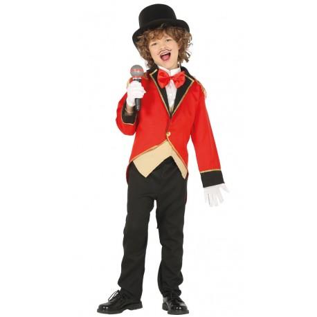 Disfraz de Presentador de Circo Infantil
