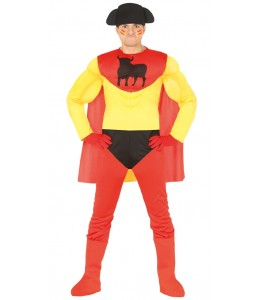 Disfraz de Superheroe Español