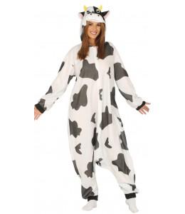 Disfraz de Vaca Pijama