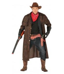 Disfraz de Abrigo Cowboy
