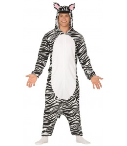 Disfraz de Cebra Pijama