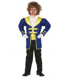Disfraz de Señor Bestia Infantil