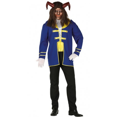 Disfraz de Señor Bestia