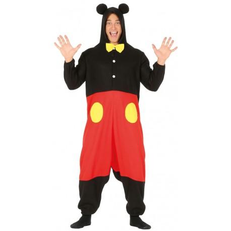 Disfraz de Ratoncito Mouse Pijama
