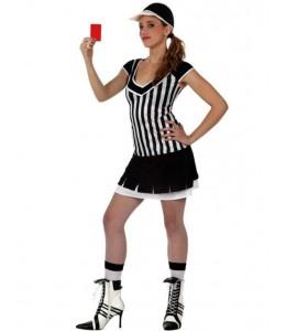 Disfraz de Arbitro Chica