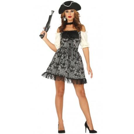 Disfraz de Piratesa Negra