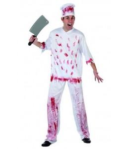 Disfraz de Cocinero Sangriento
