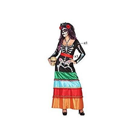 Disfraz de Catrina Largo