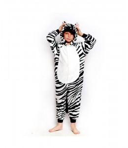 Disfraz de Cebra Pijama Infantil