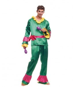 Disfraz de Rumbero Verde