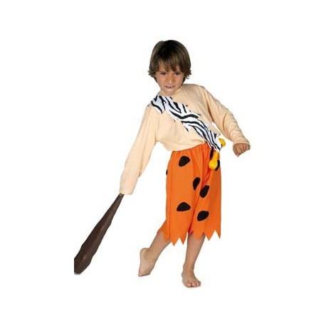 Disfraz de Bam Bam infantil