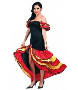 Disfraz de Rumbera Sevillana
