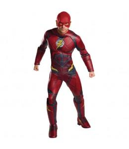 Disfraz de Flash Deluxe