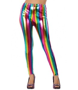 Leggin Multicolor Brillo