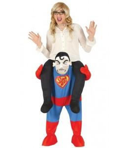 Disfraz de Superheroe a Hombros