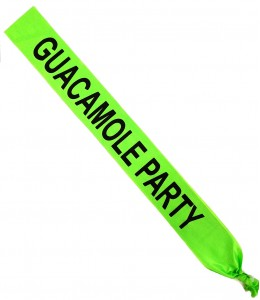 Banda Guacamole Party
