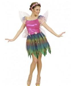Disfraz de Hada Arco Iris