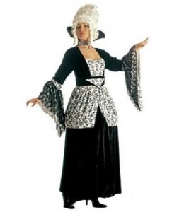 Disfraz de Marquesa de Sade