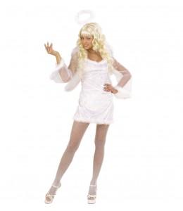 Disfraz de Angel Blanco