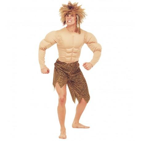 Disfraz de Tarzan Musculoso