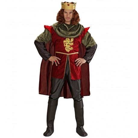 Disfraz de Rey Caballero Medieval