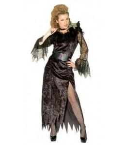Disfraz de Viuda Negra